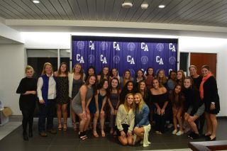 Fall Athletics Award Banquet