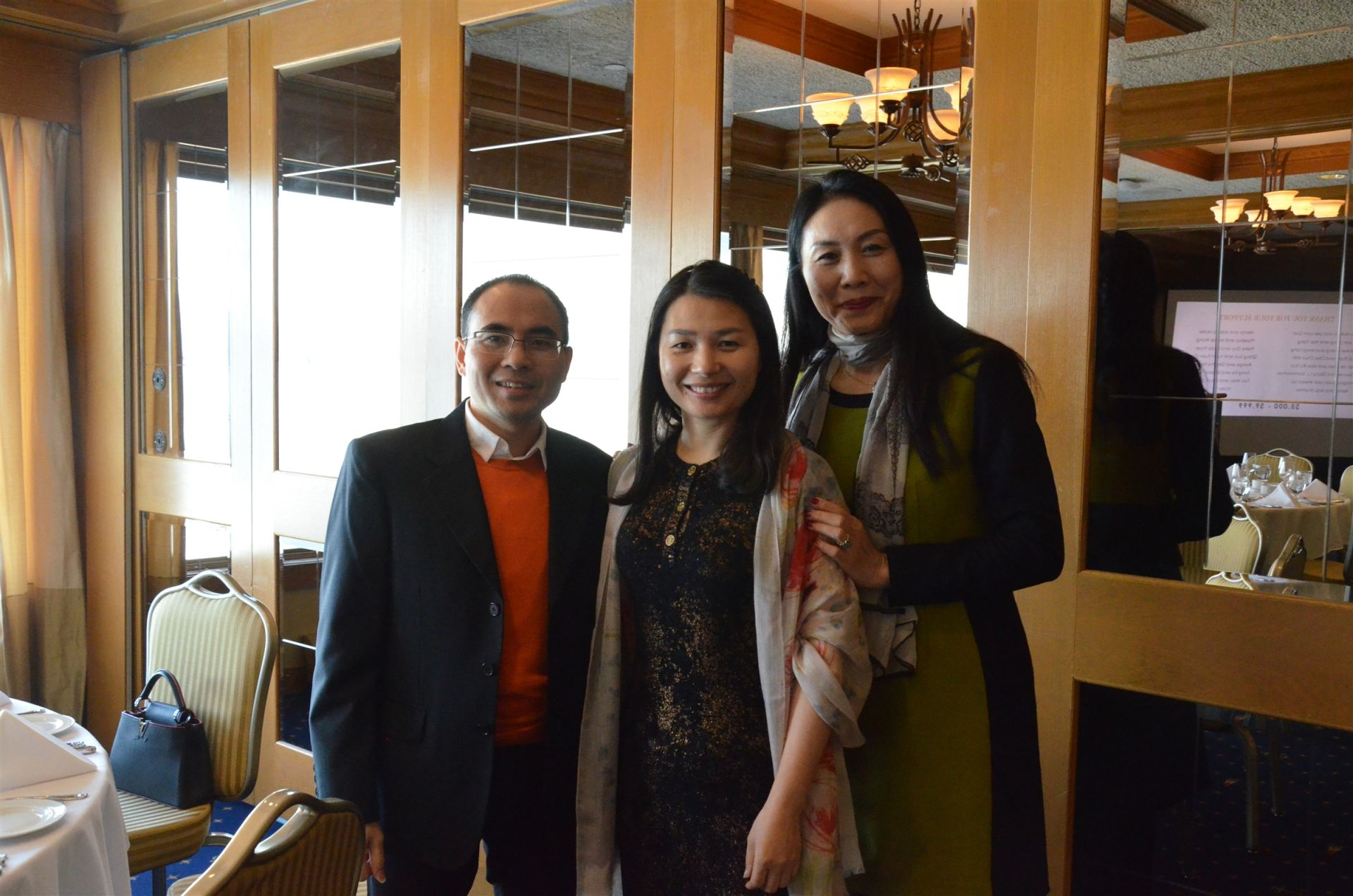 February 20, 2018: Donor Recognition Lunch