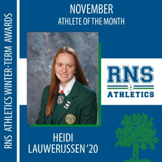 Athlete of the Month - November