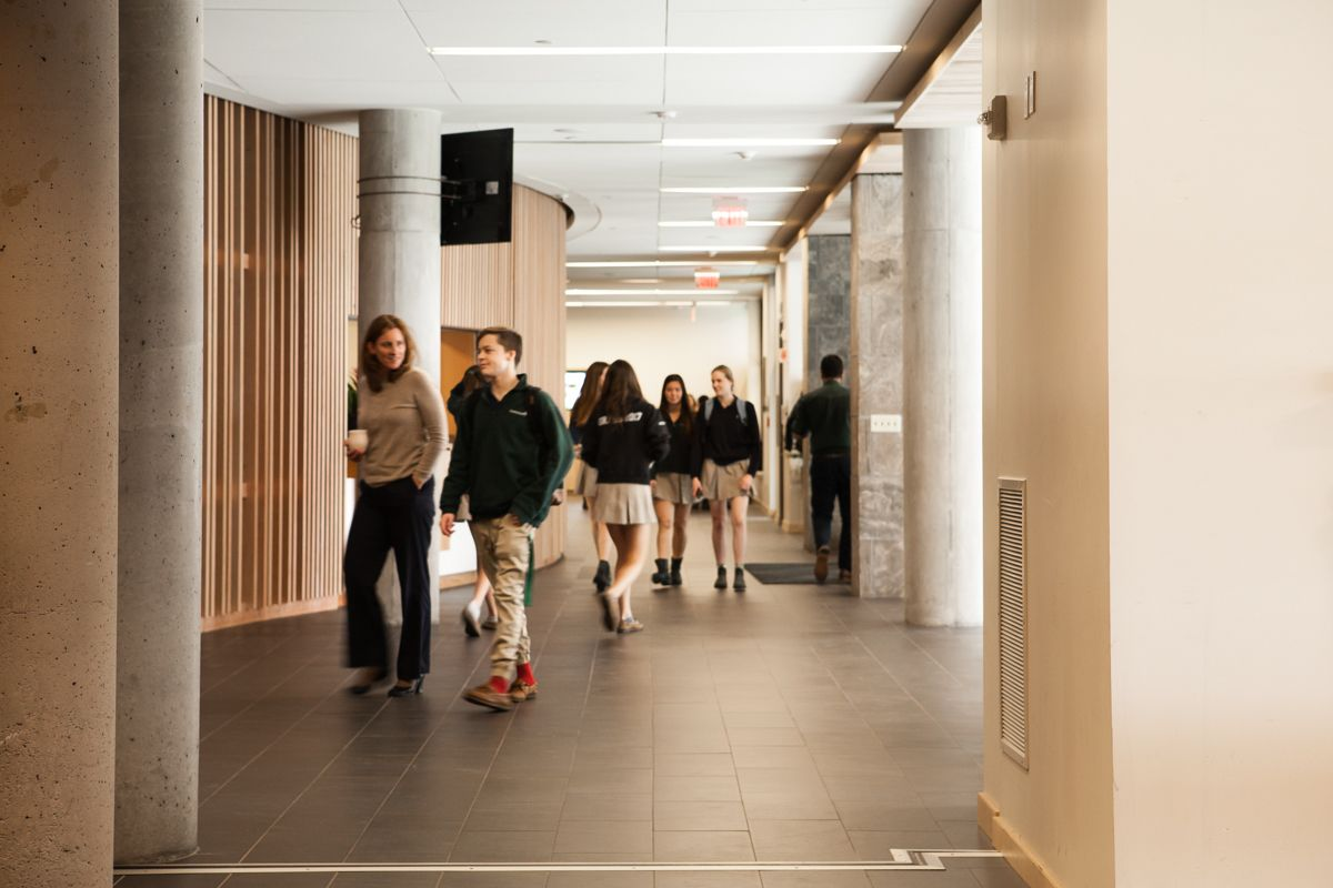 Our building expansion increased the school's square footage by 120% while maintaining current enrolment and our close-knit community feel.