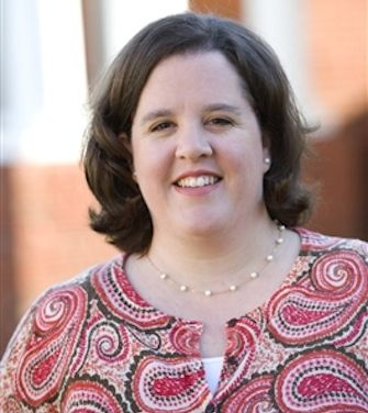 Holly Wilbourn, Director of Institutional Advancement, Holy Comforter