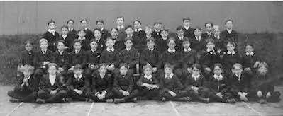 All School Photo, 1901