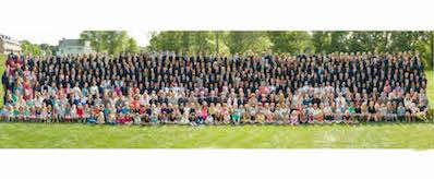 All School Photo, 2014