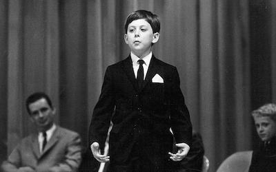 Speech Contest, 1973