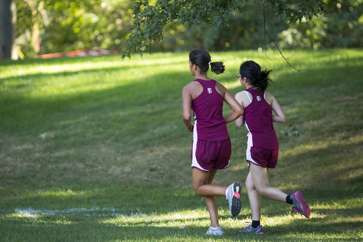 Our main campus is also home to a 2-mile cross country course.