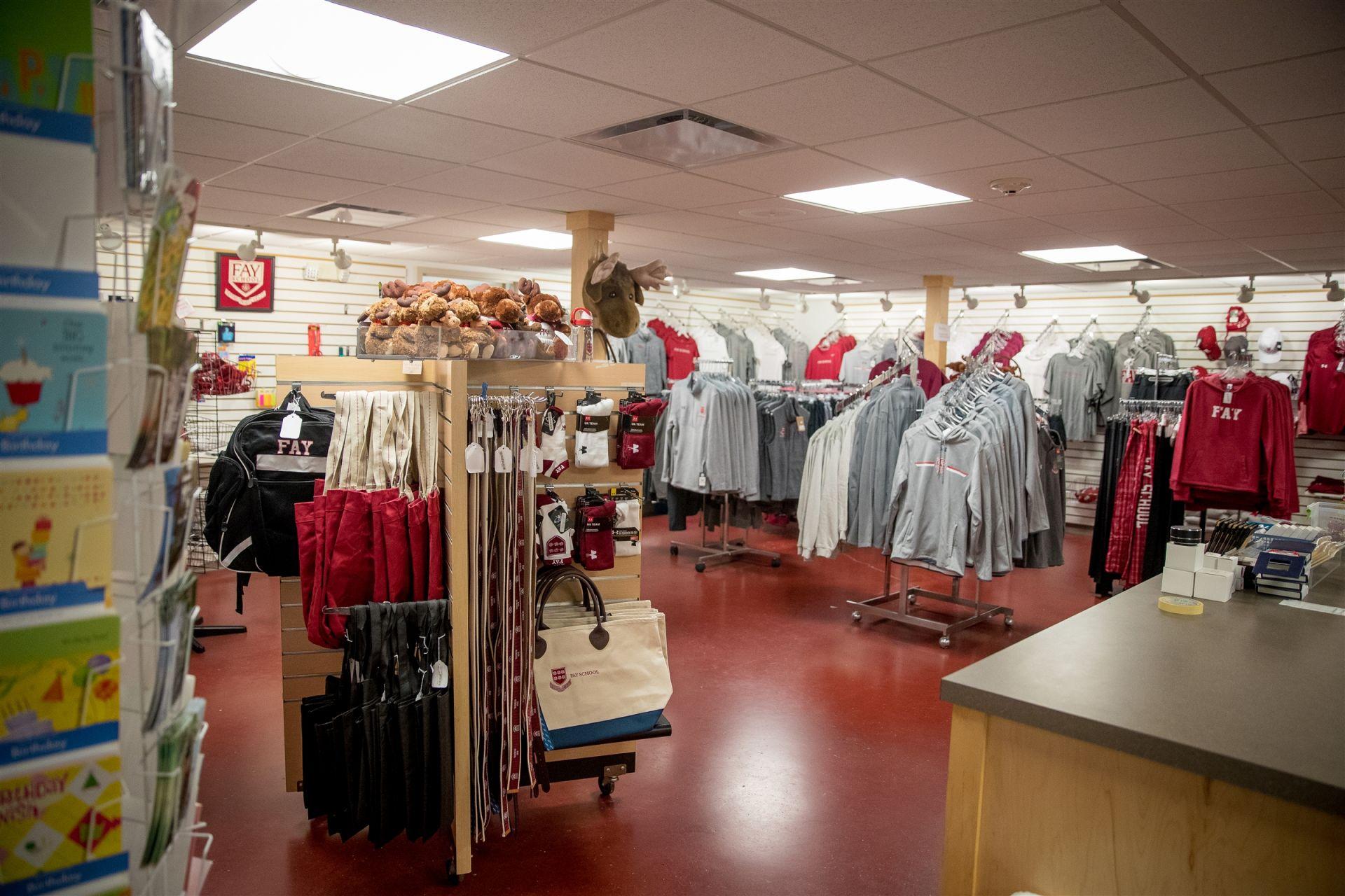 size 40 9887a fccba School Store | Fay School, Southborough, MA