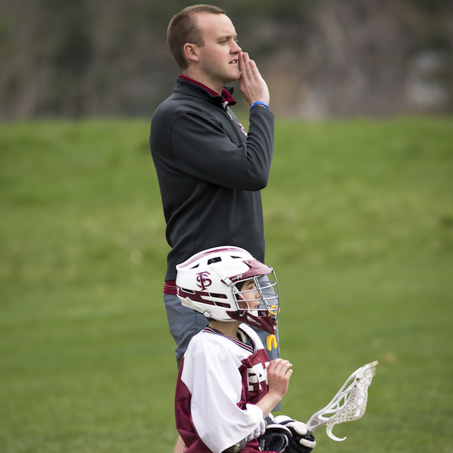 Golf Head Coach, Boys Varsity Hockey Asst. Coach, Boys JV Lacrosse Head Coach