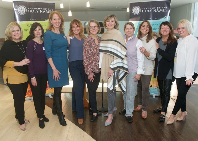 Members of the Class of 1979 celebrate their 40th reunion