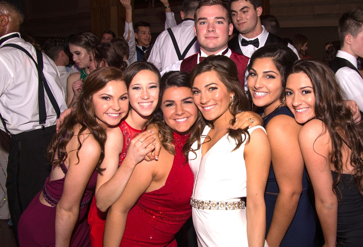 Holly Ball is a night of fun, formals, music, and dance, dance, dance!