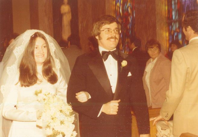 Judy Smith '70 married Joe Gerstner on March 19, 1977