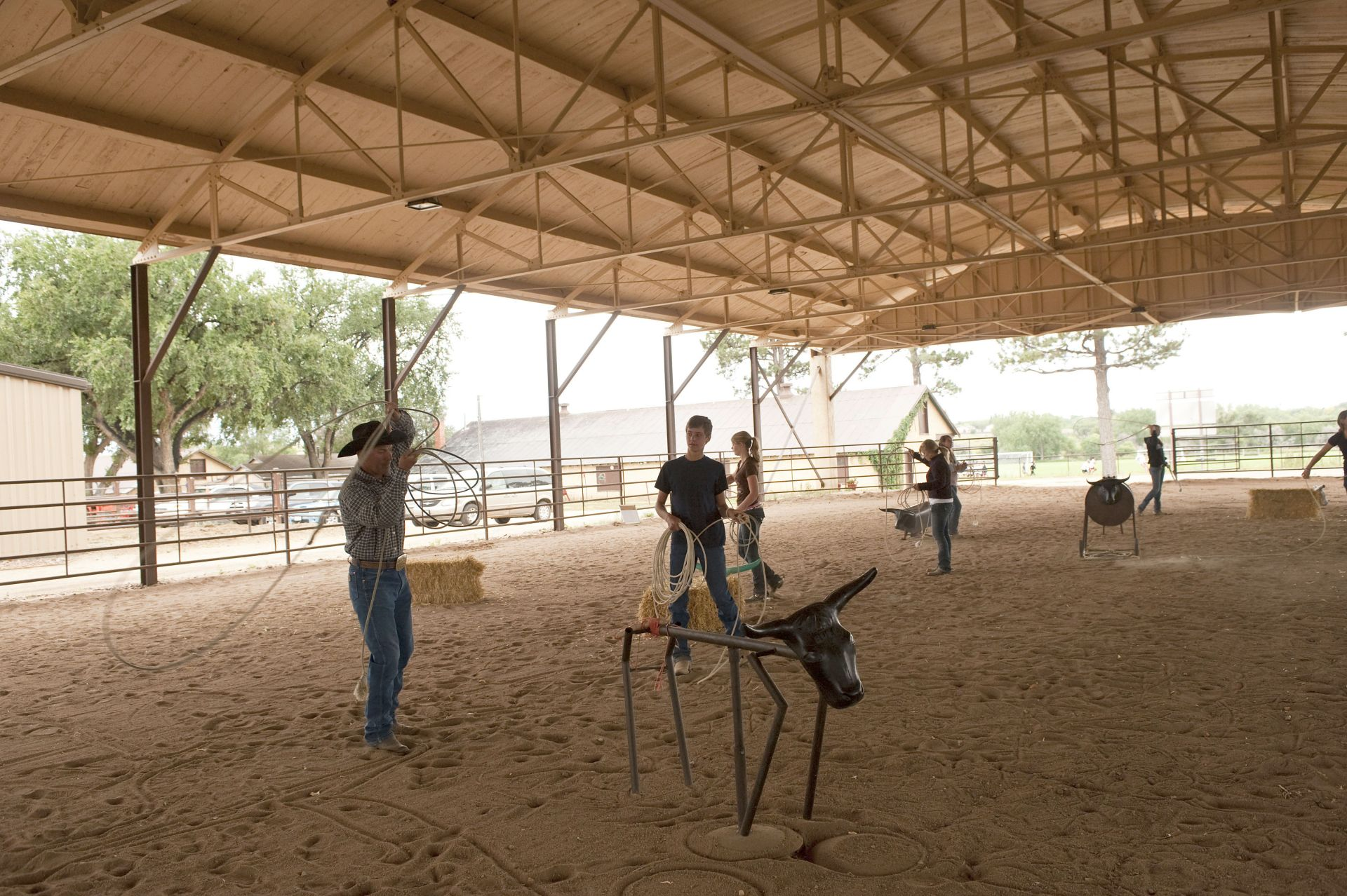 Equestrian Program Facilities