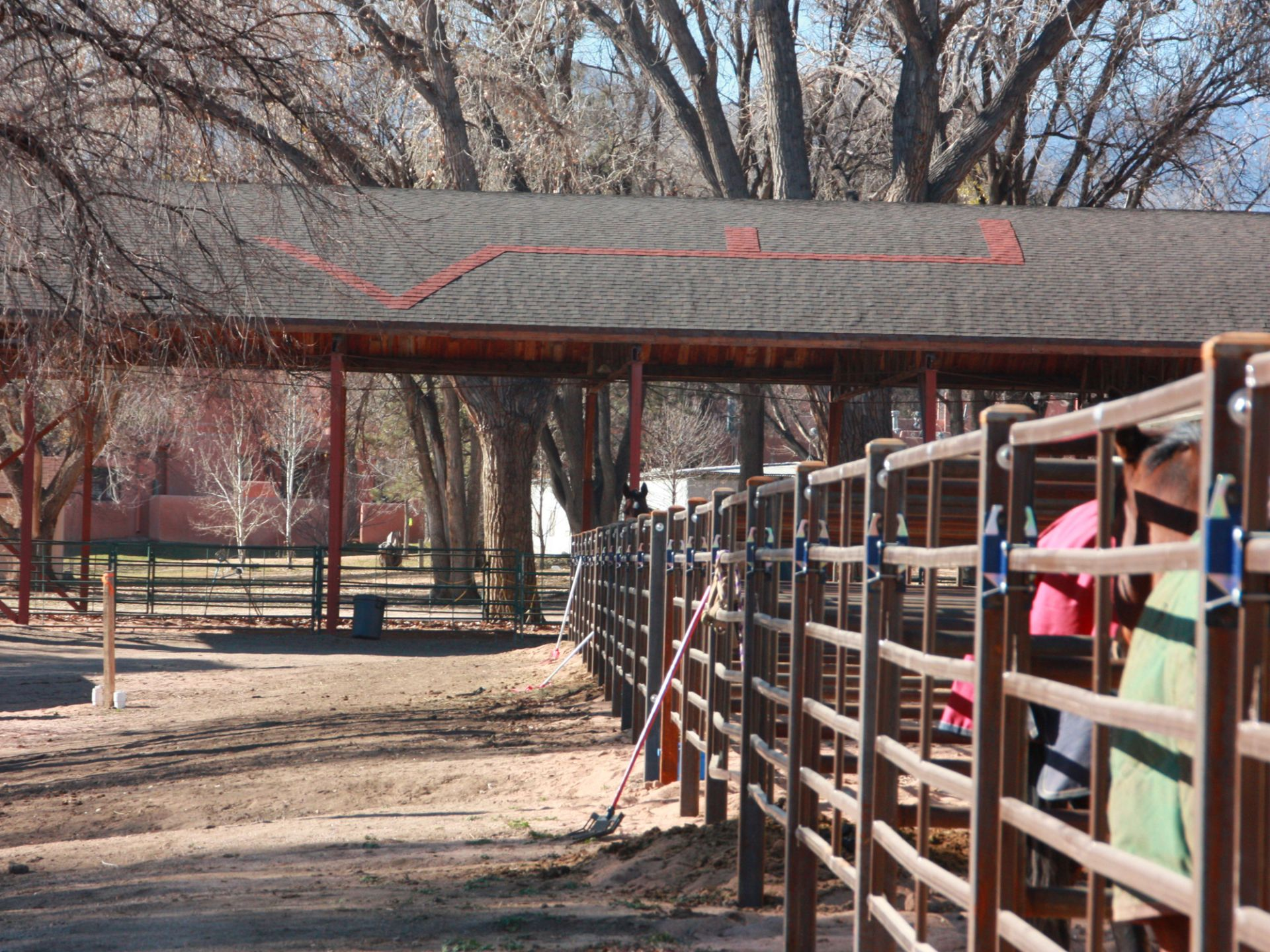 Colorado Equestrian Program Facilities