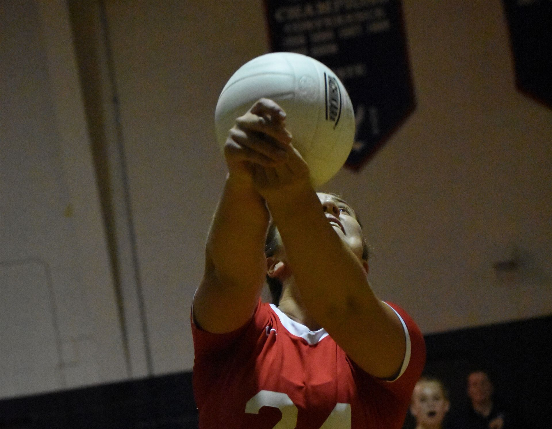 Middle School Volleyball plays in SEMSAC conference.