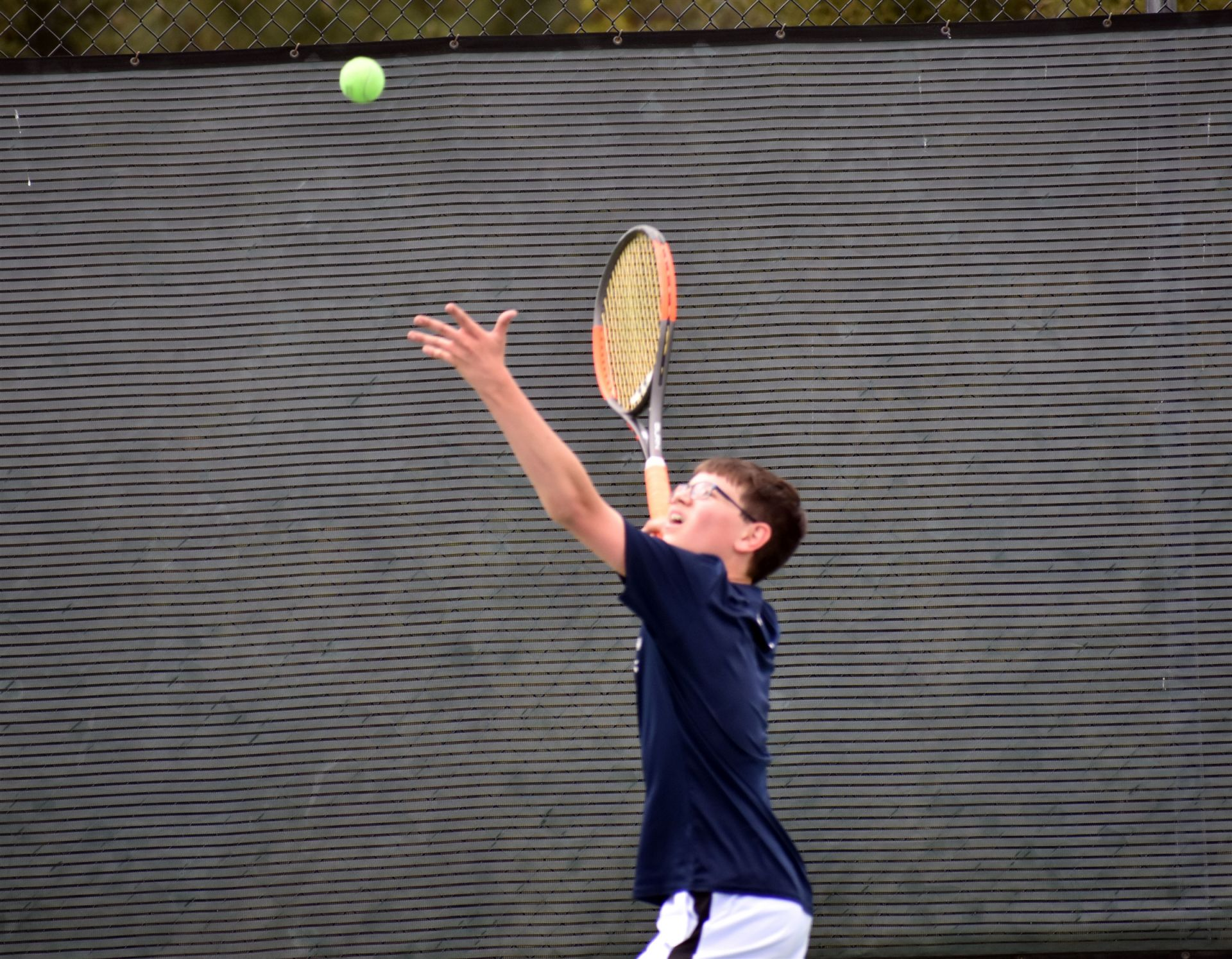 High School Boys Tennis see NCISAA Play-offs