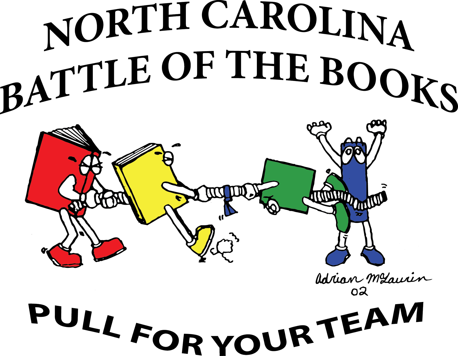 Image result for nc elementary battle of the books