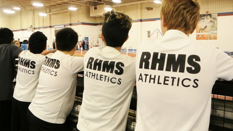 Richmond Hill Montessori Private School is a member of the Small Schools Athletic Federation (SSAF)
