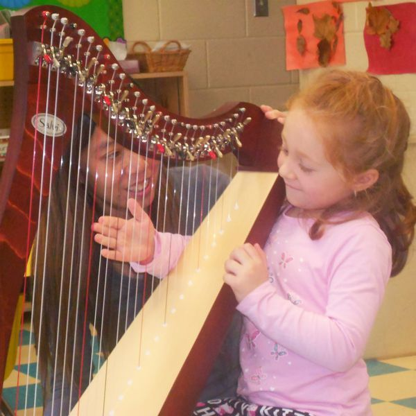 Fine Arts Montessori Music Program encourages literacy skills and creativity