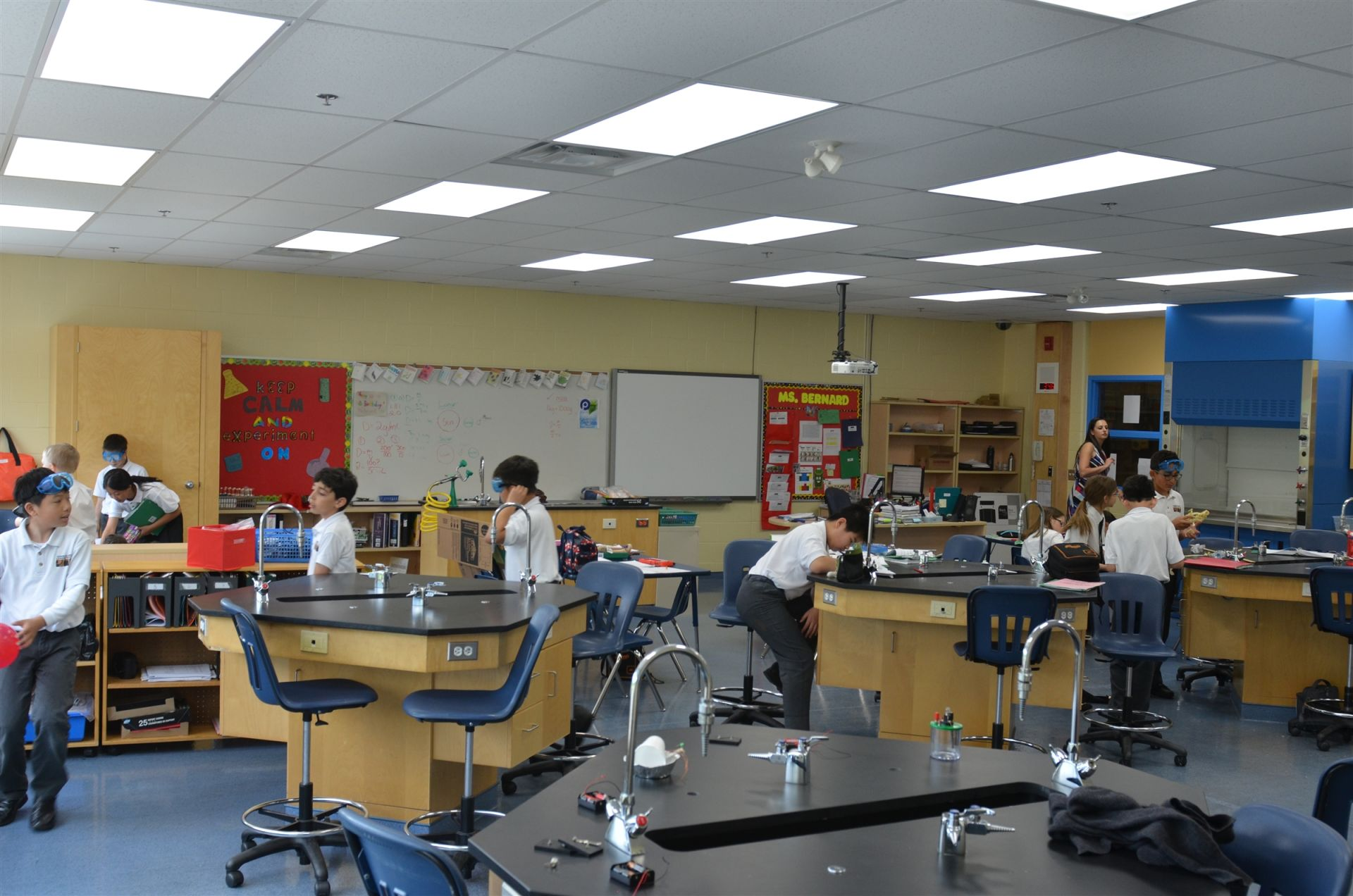 Senior Science Lab