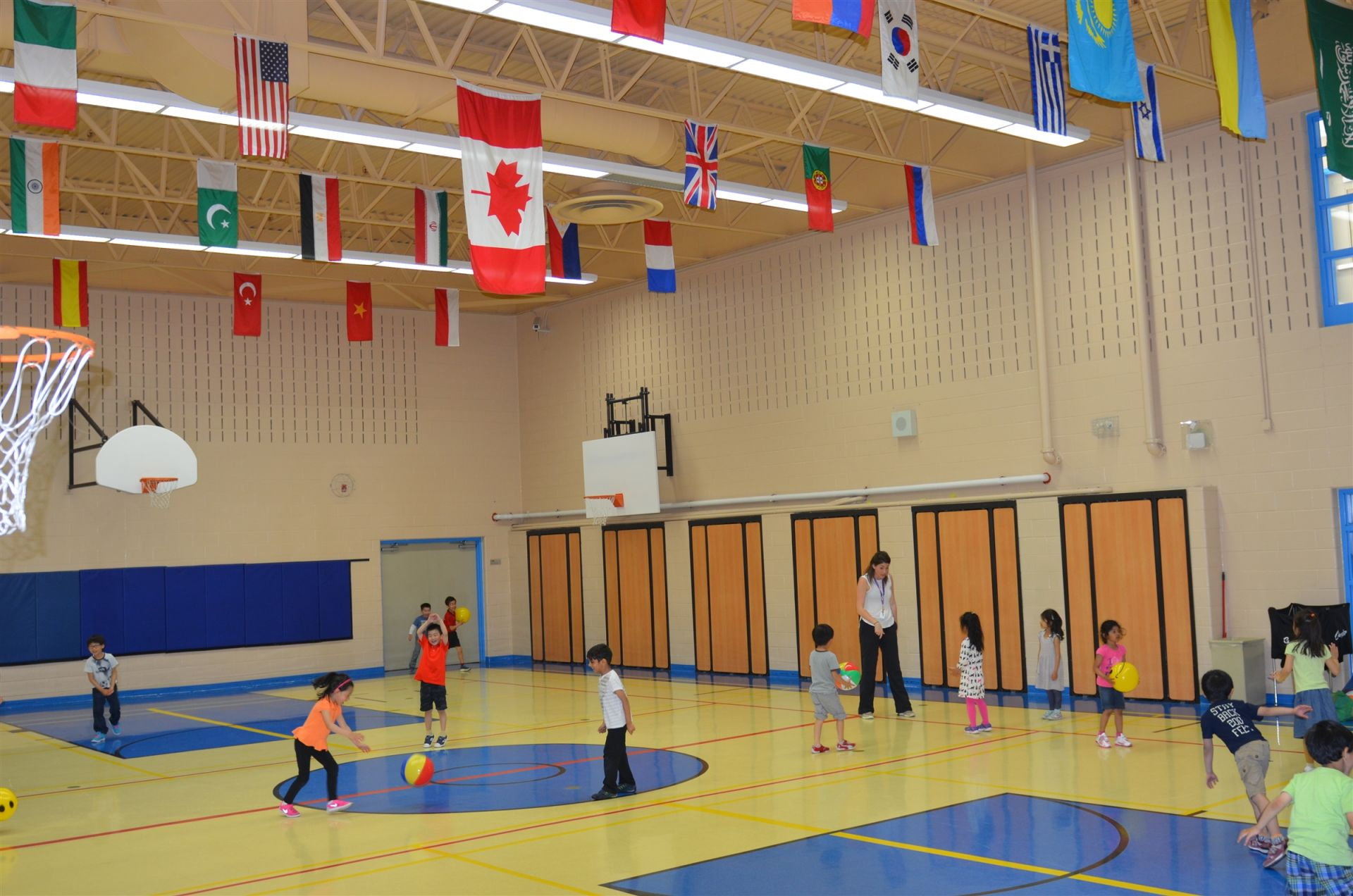 Montessori and Elementary Gym 1 of 2