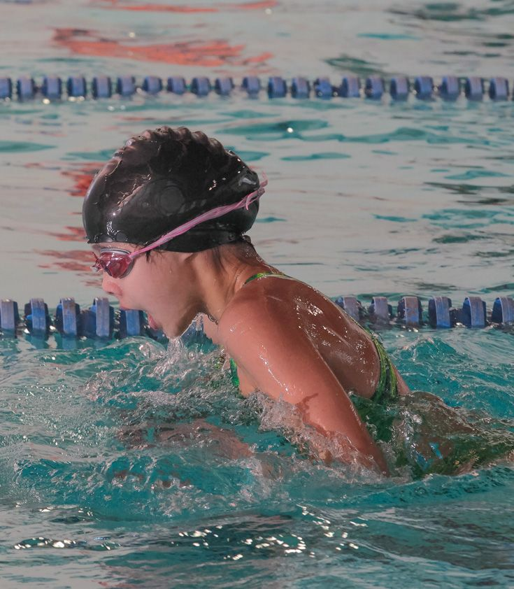 Middle School Swimming
