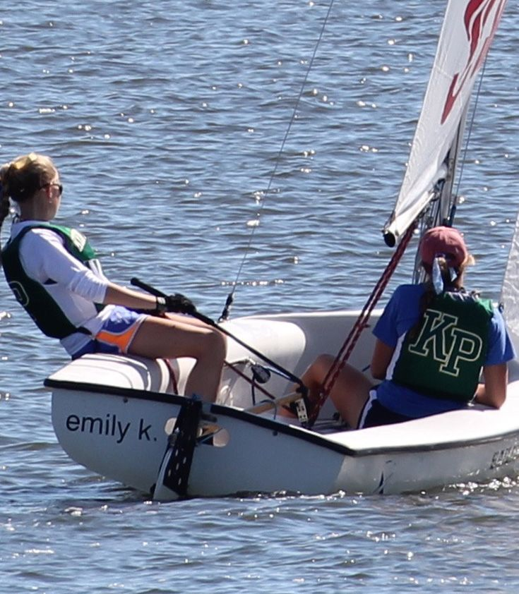 Upper School Sailing