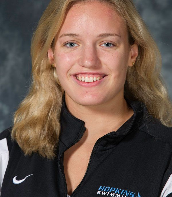Hannah Benn '11 - Johns Hopkins
