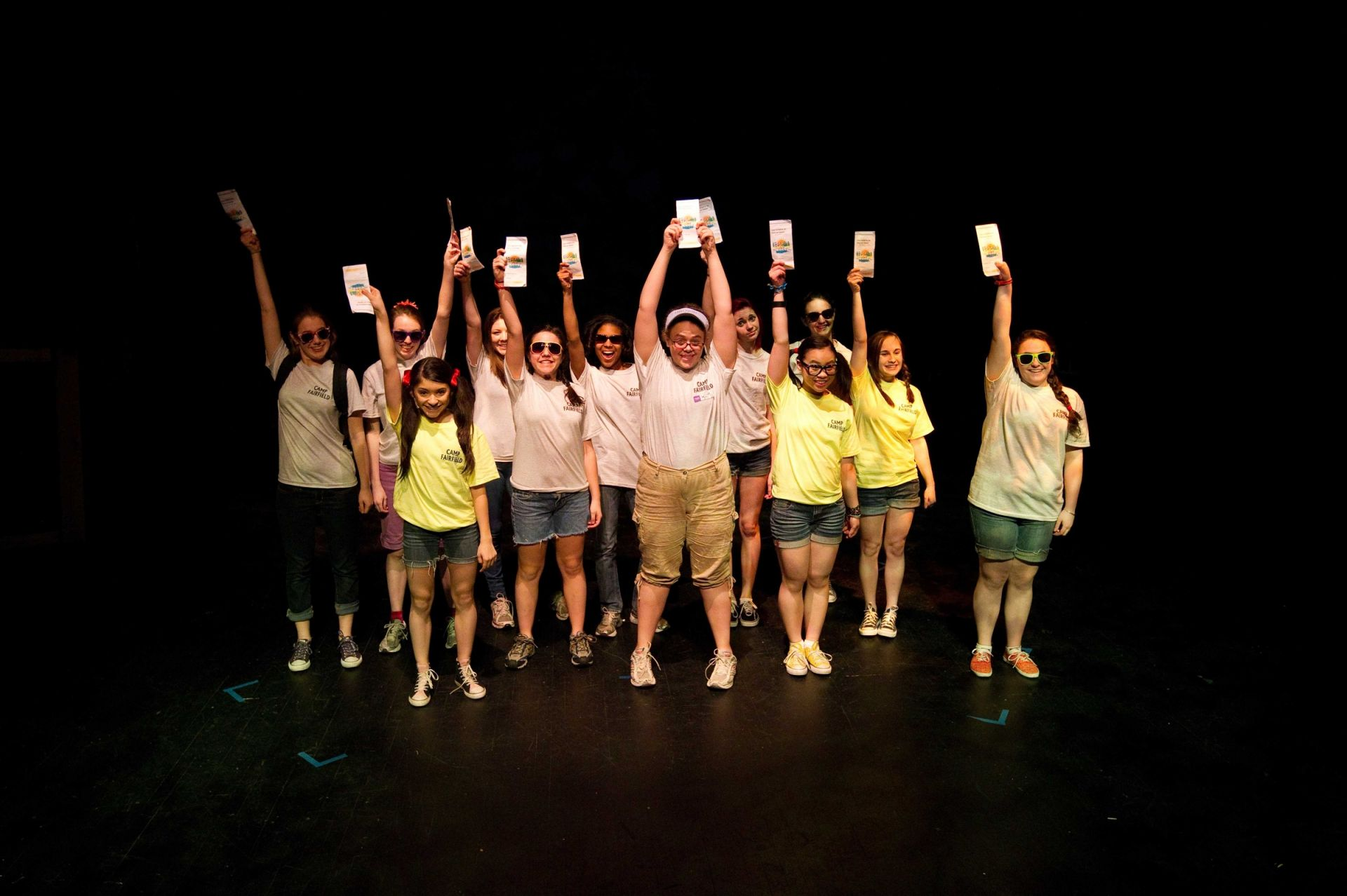 Yeah, Well. Life (Upper School) | World Premiere, written for a senior independent study in playwriting by Annie Turnbull '12