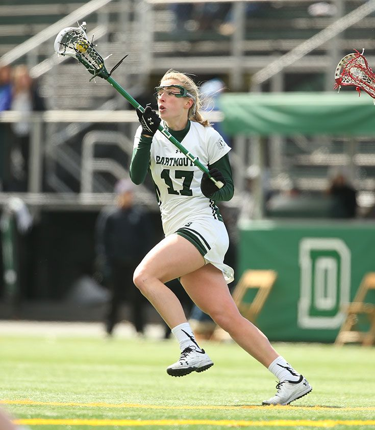 Frances Bird '11 - Dartmouth