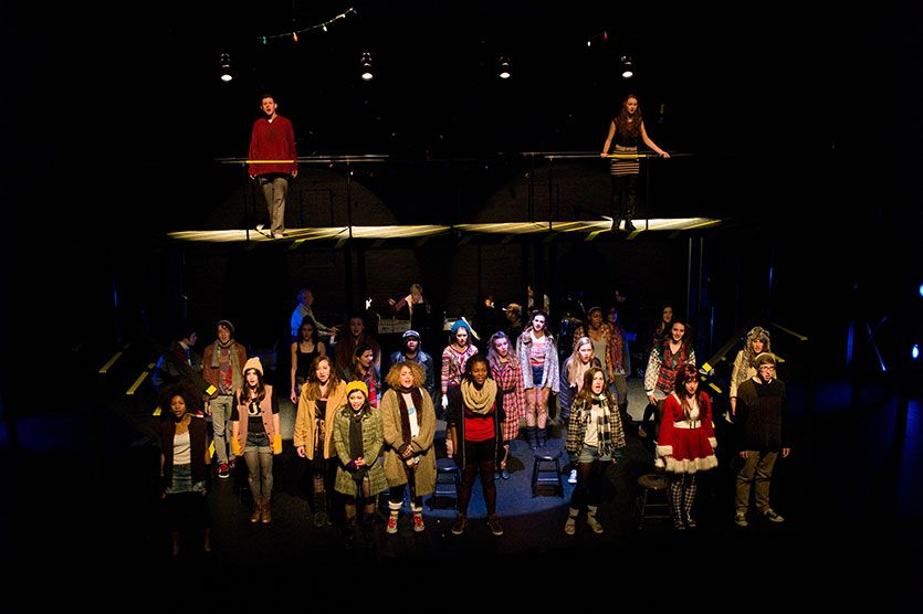 RENT (Upper School Musical)