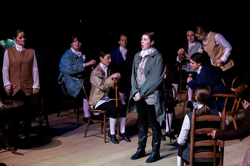 1776 (Upper School Musical)