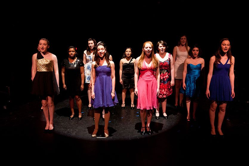 Forget About the Boy | 2011 Cabaret directed by Kendall Beeman '11