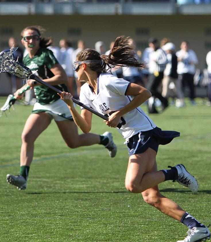 Christina Doherty '11 - Yale