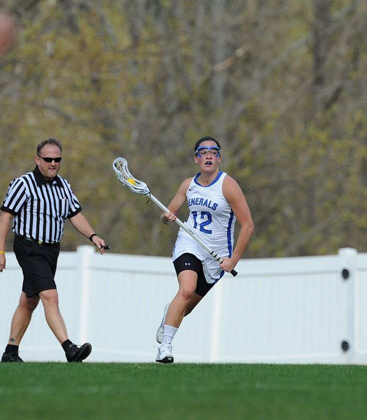 Adele Irwin '11 - Washington & Lee