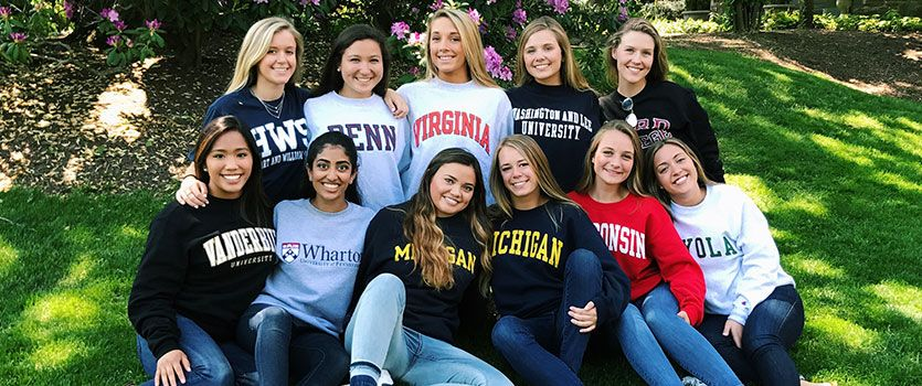 College counseling at kent place school for girls summit nj our approach to the college selection process is to find the right match for each student the college advising office helps our students through every step ccuart Images