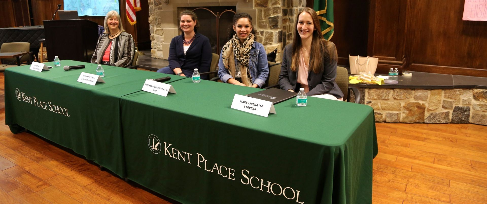 2015 Kent Place Women and Engineering Panel