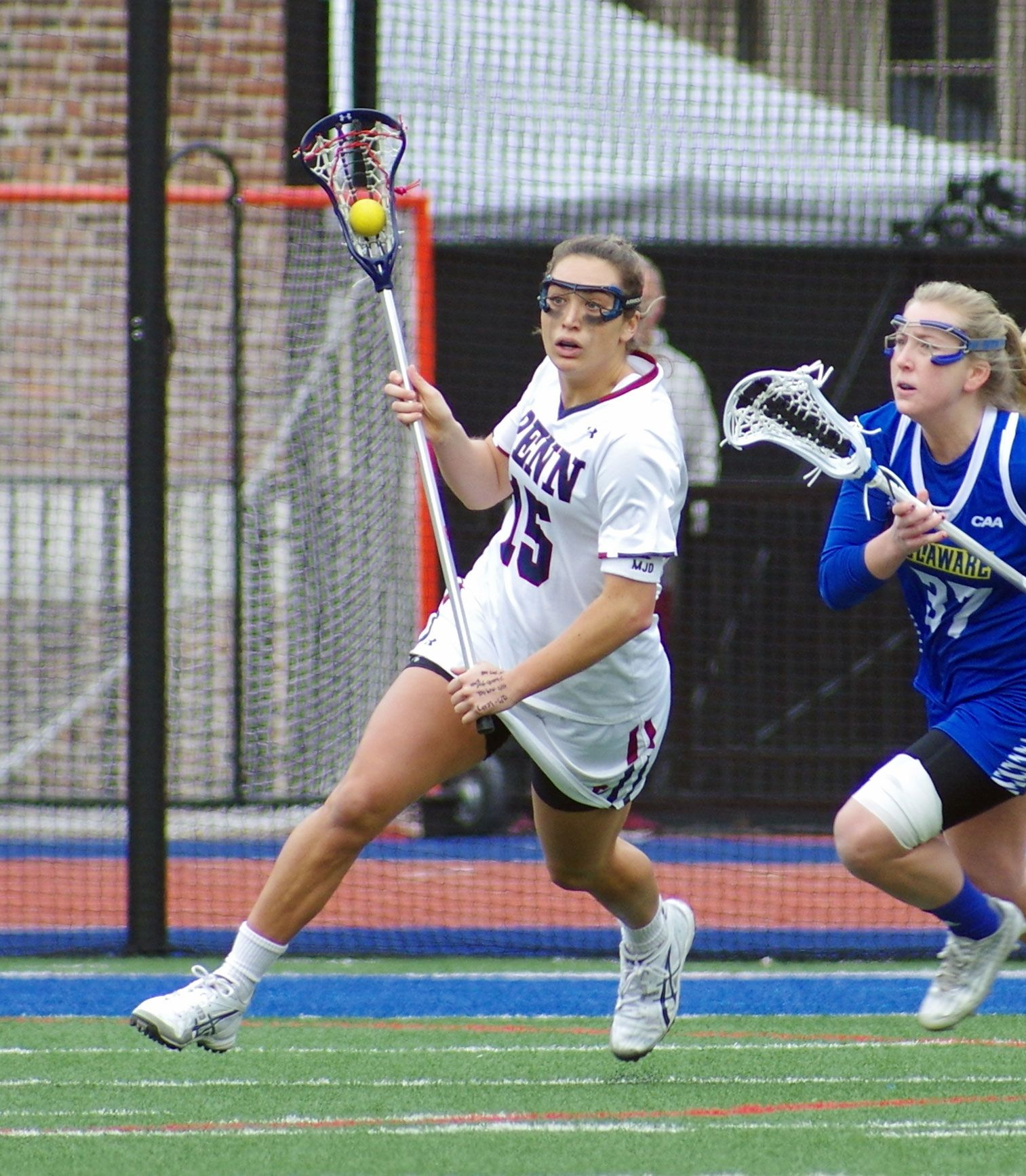 Liz Gullly '12 - UPENN Photo Credit: Penn Athletics