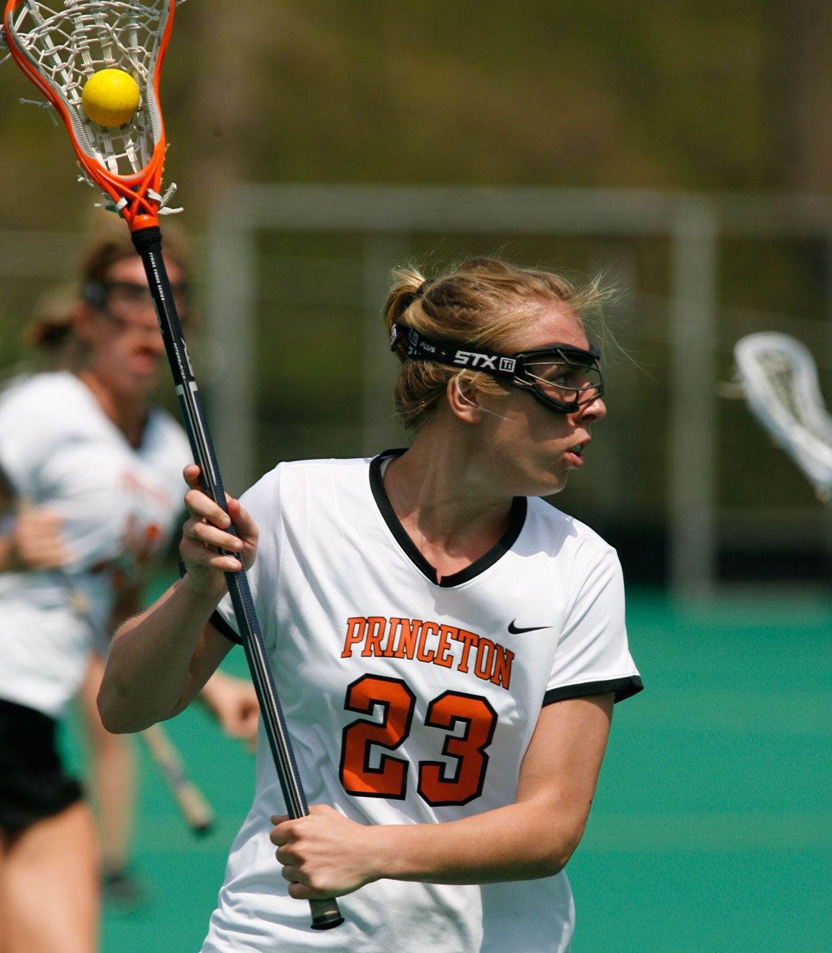 Courtney Bird '04 - Princeton Photo Credit: Beverly Schaefer