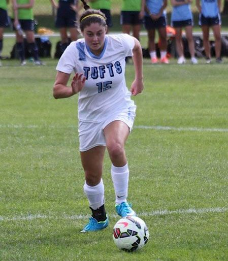 Alex Aronson '15 - Tufts