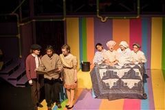 Charlie & the Chocolate Factory (Middle School)