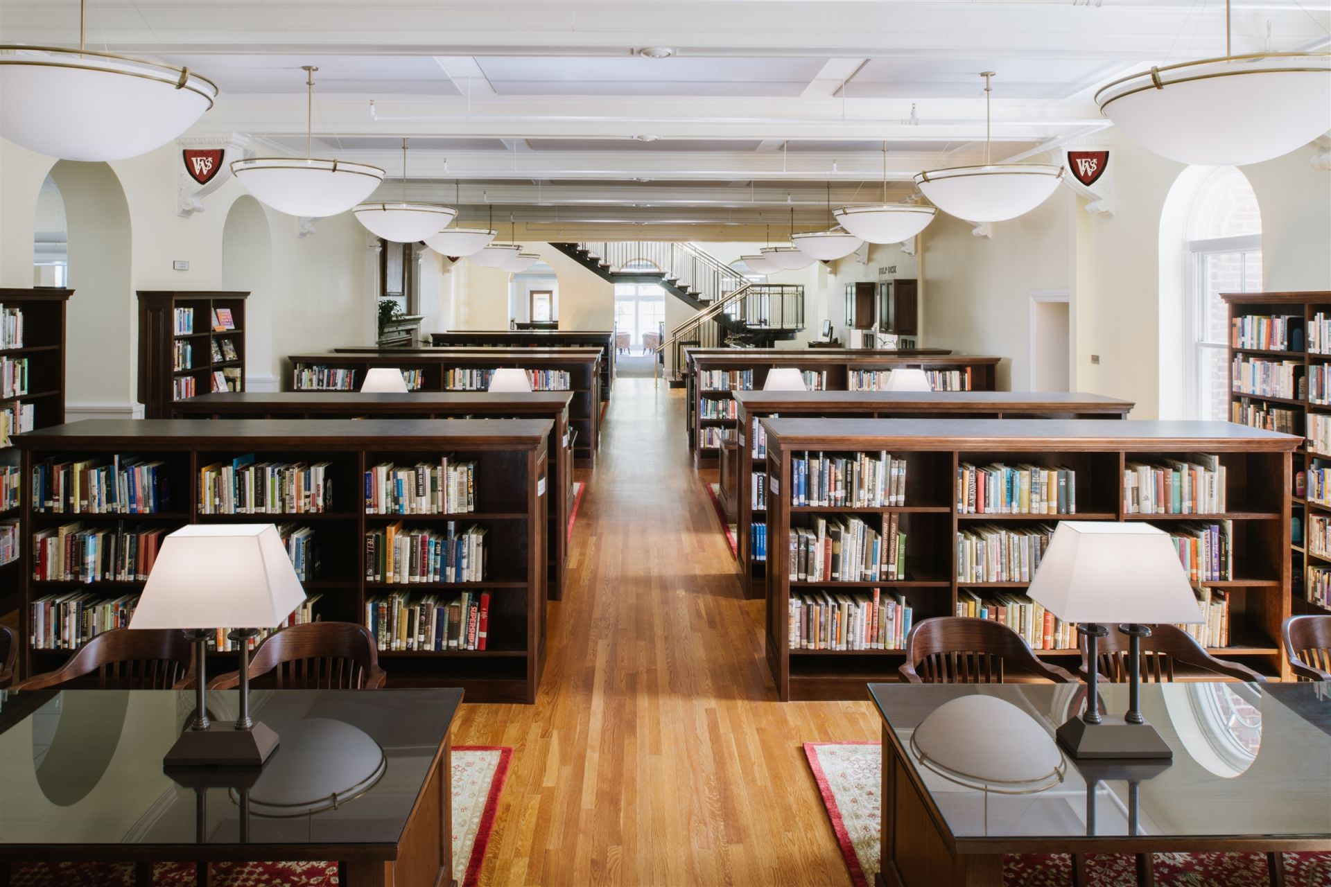 woodberry library