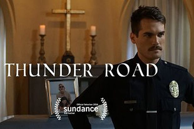 Congratulations to Jim Cummings (2005) for winning the Sundance Film Festival Grand Jury Prize for his short film, Thunder Road!  The Prize is awarded to one film in the program of 72 short films selected from 8,712 submissions.