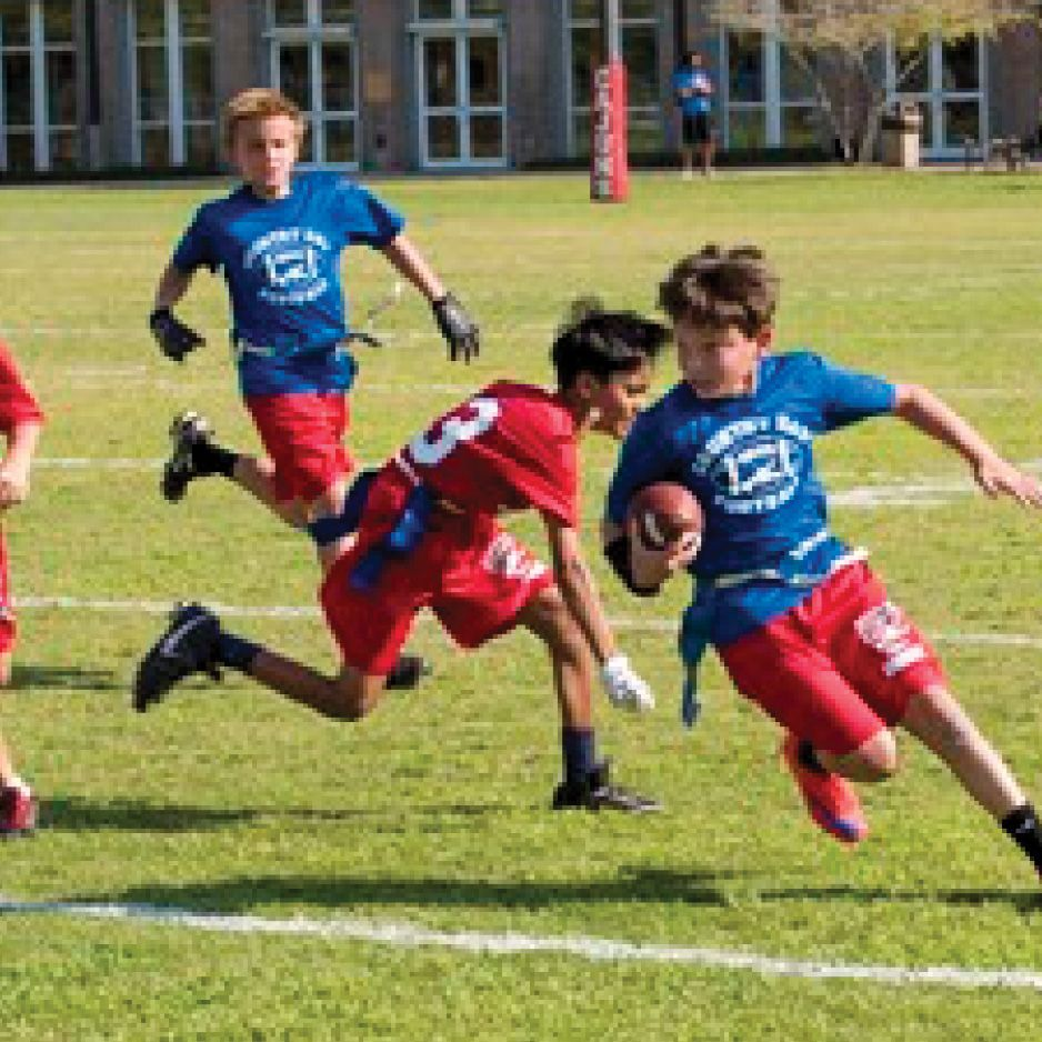 Flag Football Games