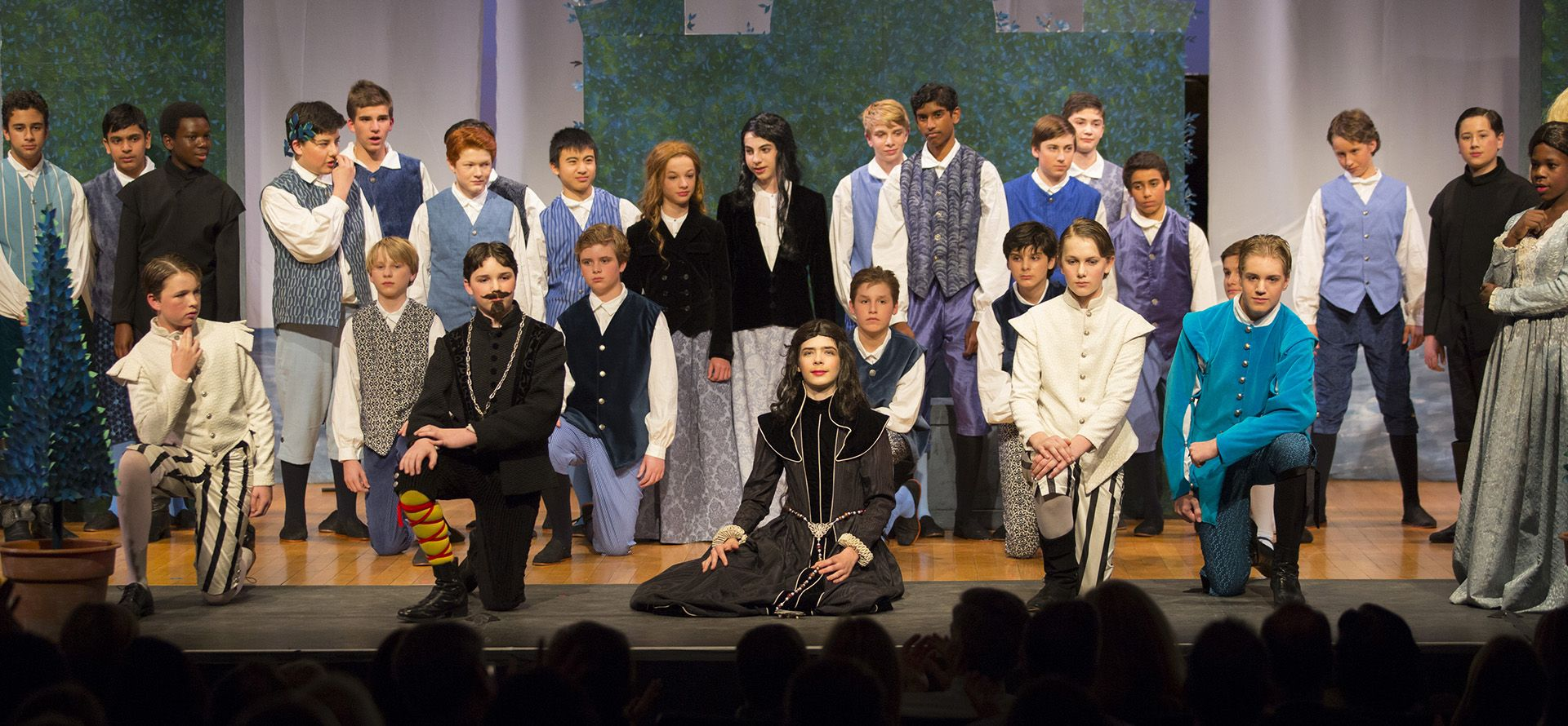2014, Twelfth Night