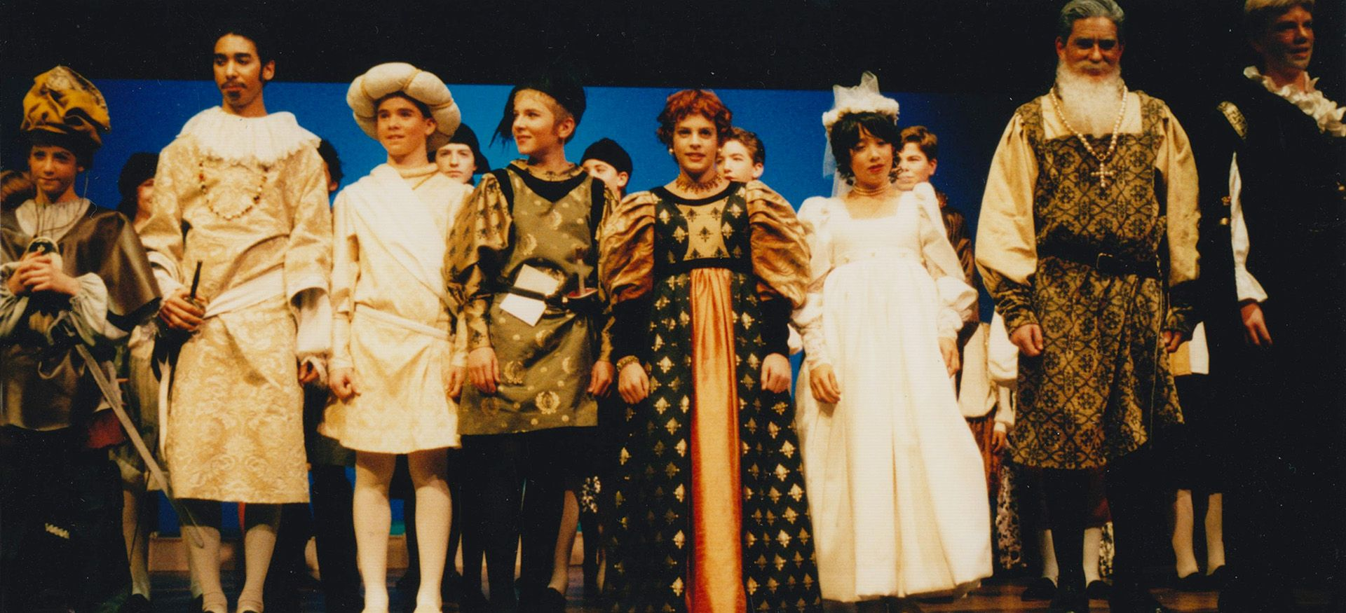 2001, Much Ado About Nothing