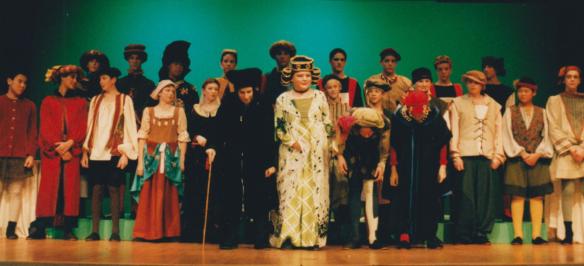 2000, The Taming of the Shrew