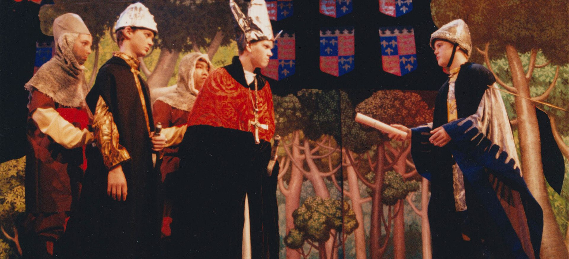 1998, Henry IV Part II