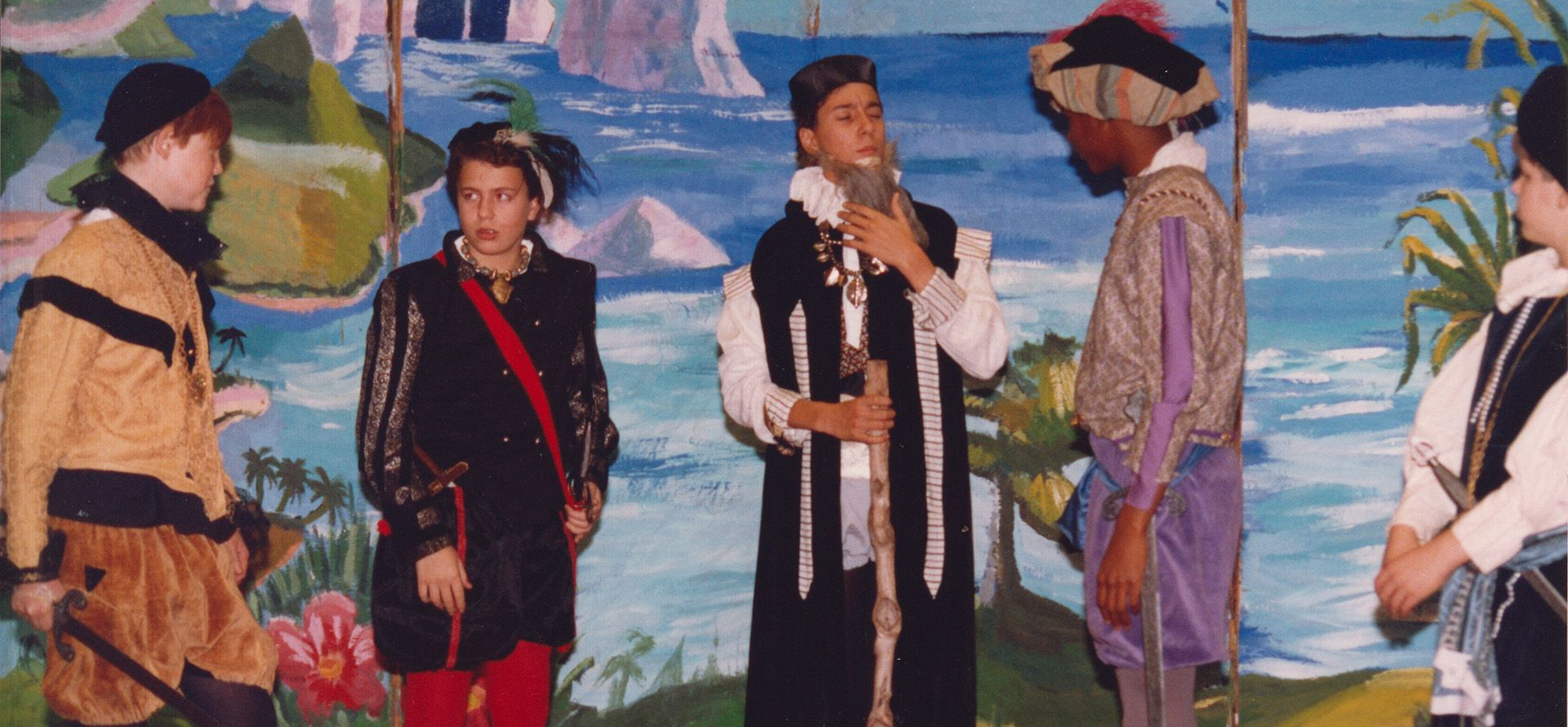 1992, The Tempest