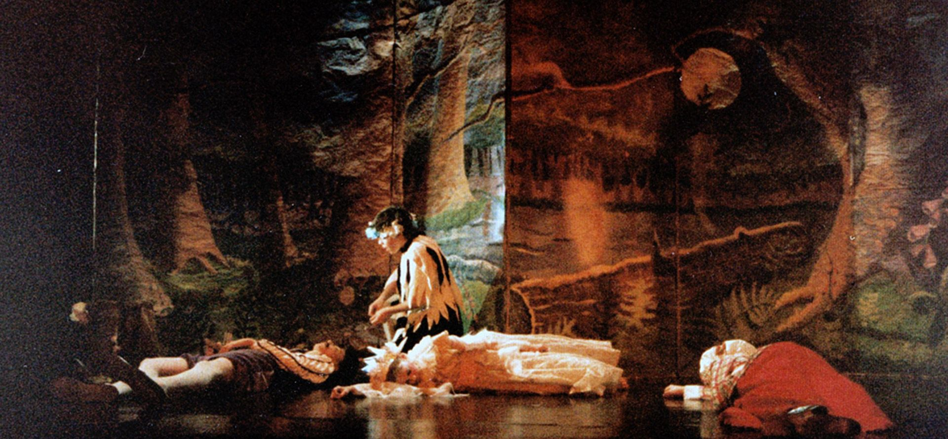 1987, A Midsummer Night's Dream