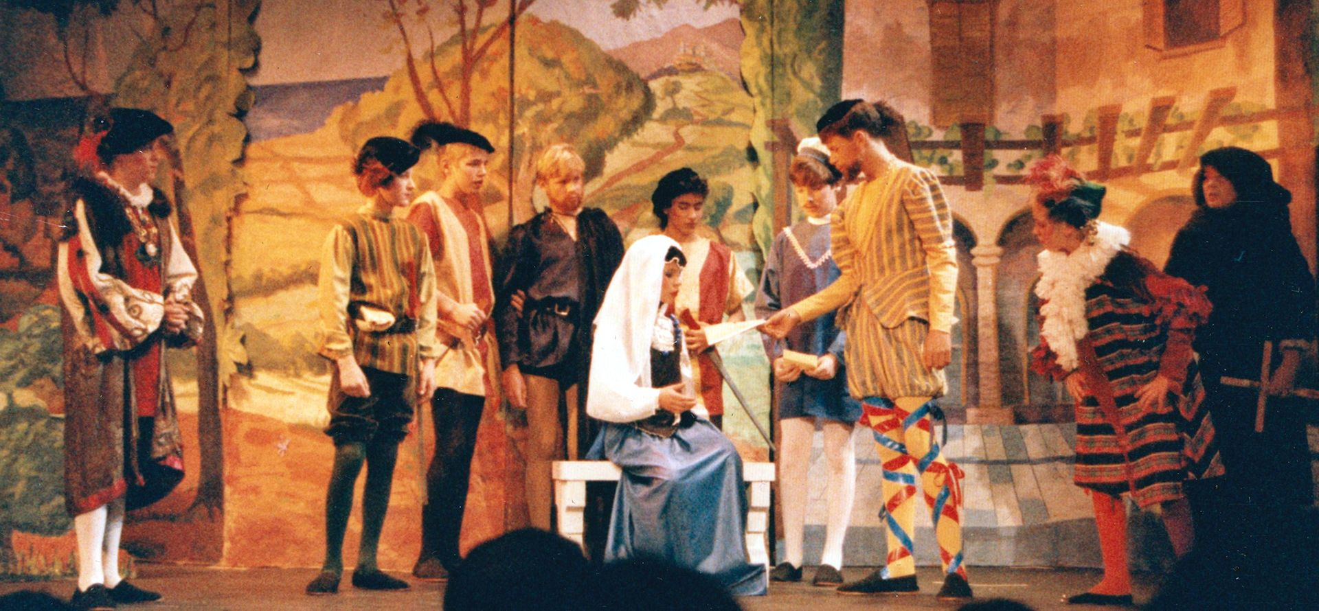 1986, Twelfth Night