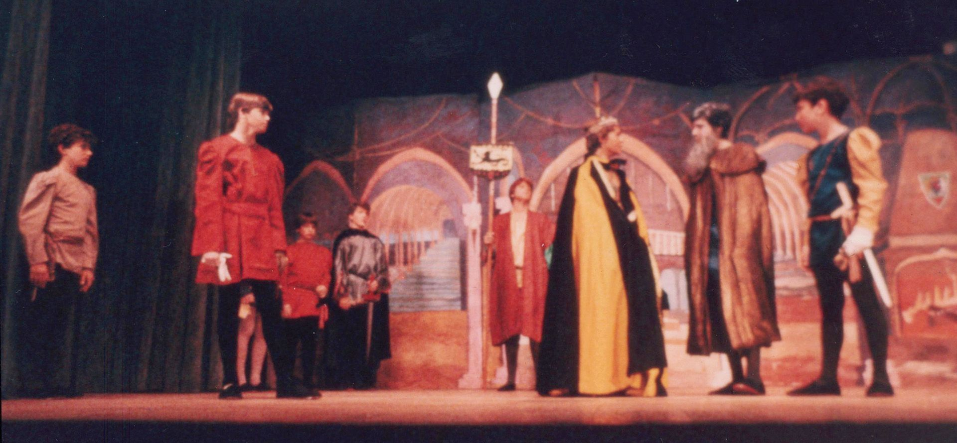 1983, King Richard II